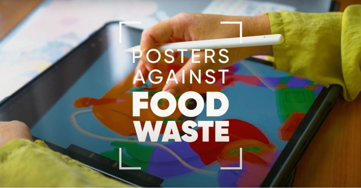 too-good-to-go-affiches-campagne-artistes-gaspillage-alimentaire