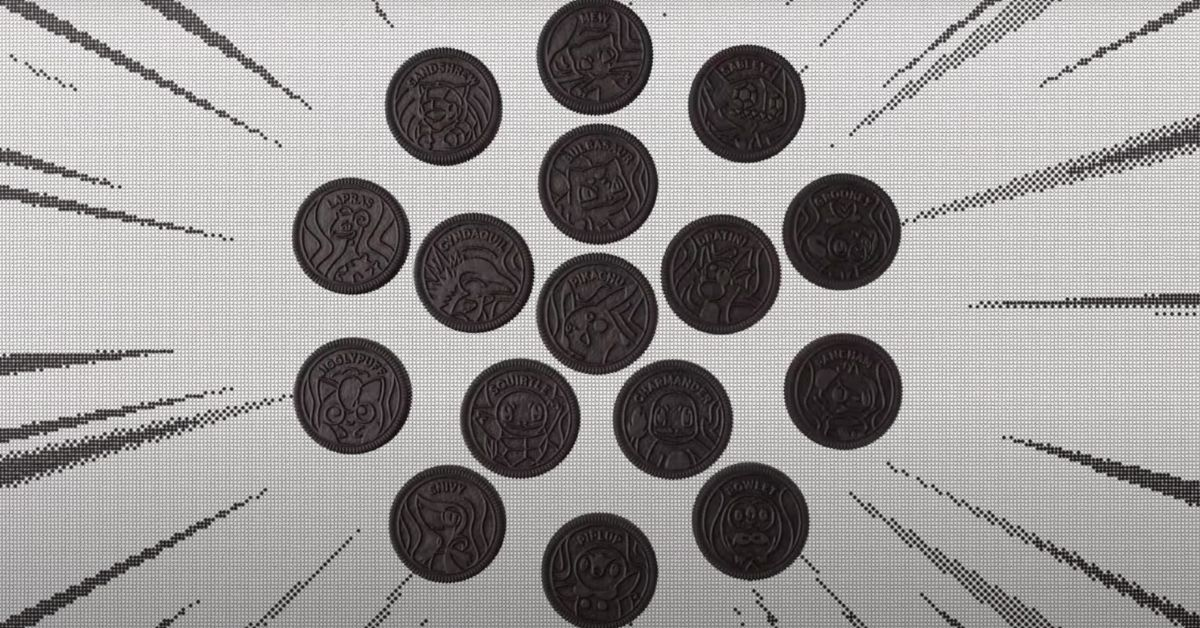 biscuits-oreo-noir-blanc-differents-pokemons-motifs