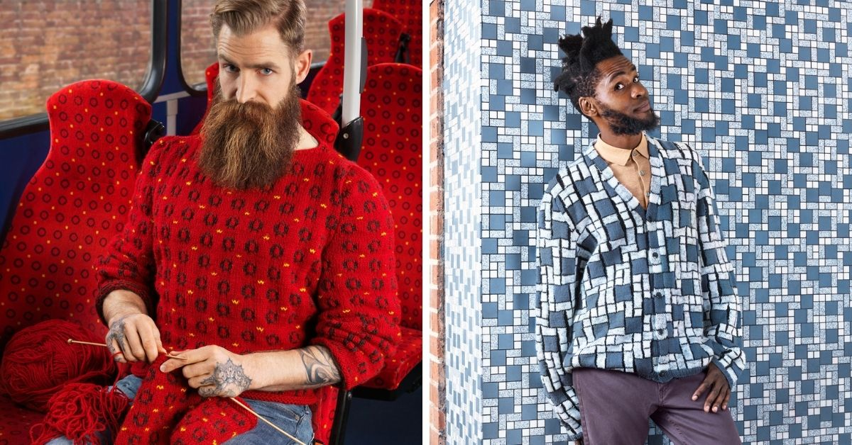photos-homme-pull-rouge-pull-bleu-illusion